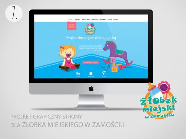 projekty ilustracje krakow