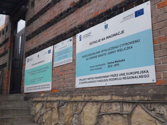 tablice unijne Bochnia