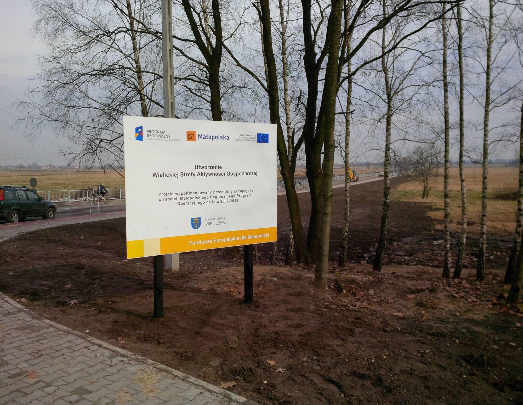 tablice unijne pamiątkowe kraków