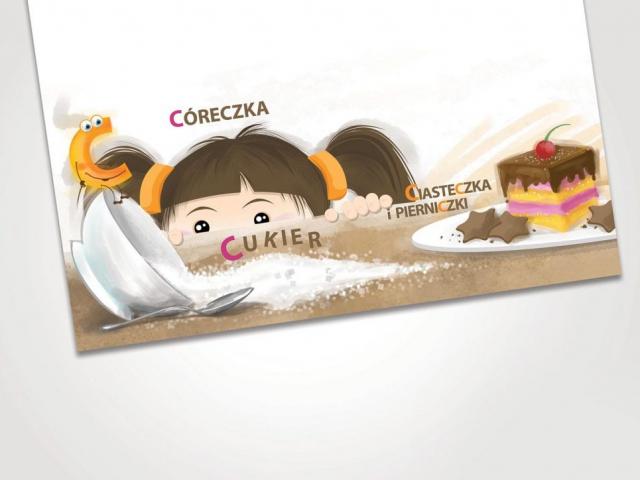 projekty ilustracje książki dla dzieci